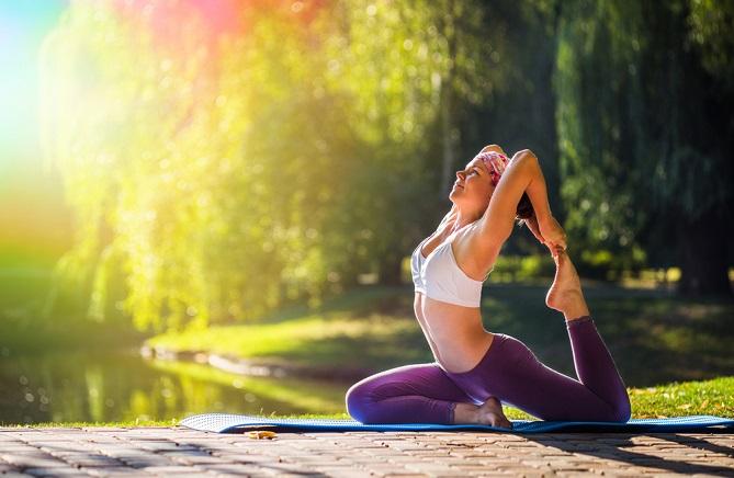 Ejercicios y beneficios del yoga
