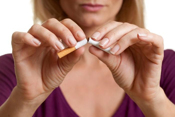 Ha dejado a fumar los dolores en fácil
