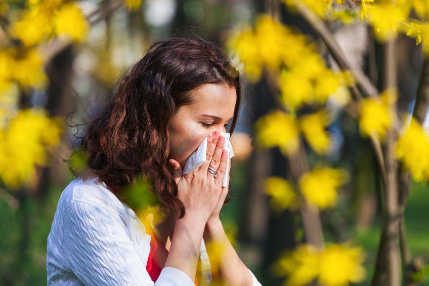 que son las falsas alergias