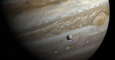 sonidos escalofriantes de Júpiter