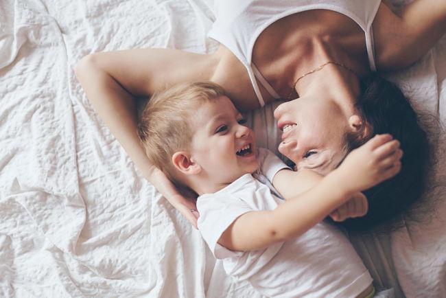 La importancia del amor de una madre en el cuidado de su hijo