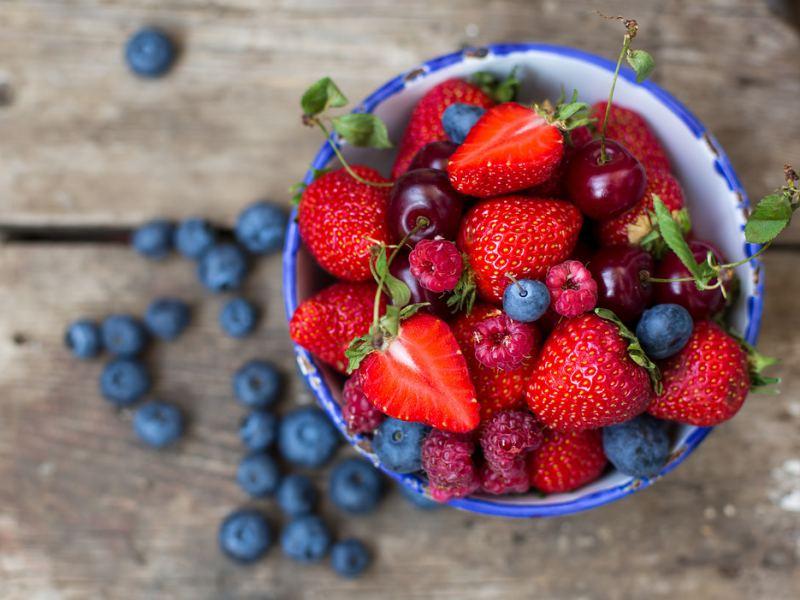 dieta de desintoxicación con jugos y frutas