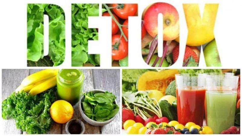 dietas de desintoxicación