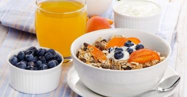 Desayuno
