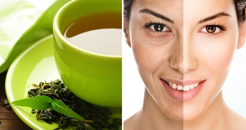 beneficios del té verde para envejecer mejor