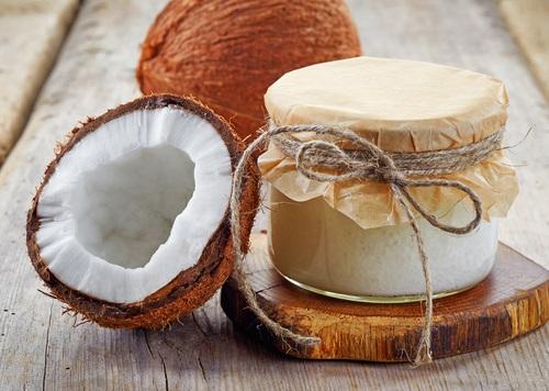 cómo usar el aceite de coco