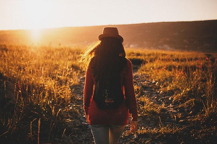combatir la depresión en la naturaleza