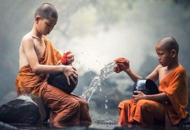 Las lecciones de un monje budista