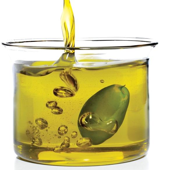 Aceite de Oliva uno de los analgésicos naturales