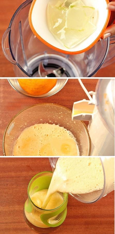 Jugo-de-aloe-vera-con-naranja