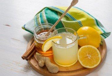 Miel de abejas jengibre limón