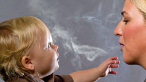 Cómo Afecta A Los Niños El Humo Del Cigarrillo En El