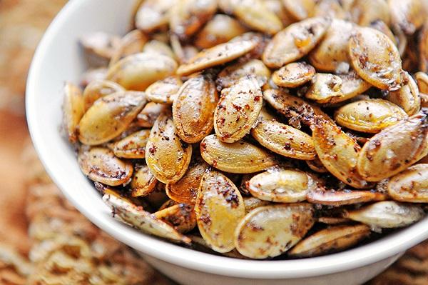 beneficios de la semilla de calabaza