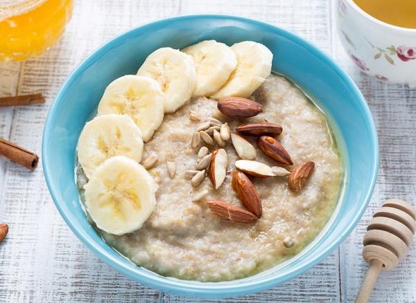 desayuno energético aven ay almendras