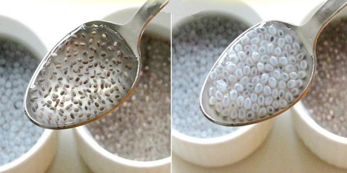 dieta con semillas de chía