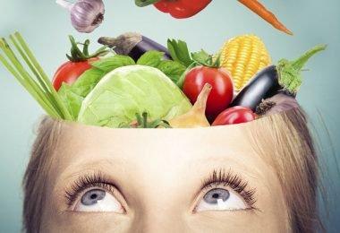 Alimentos que te ayudarána tener un cerebro más sano