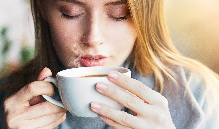 tomar té para un día con vitalidad