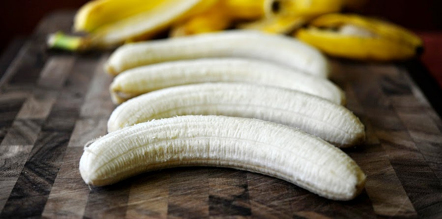 Los beneficios medicinales del plátano