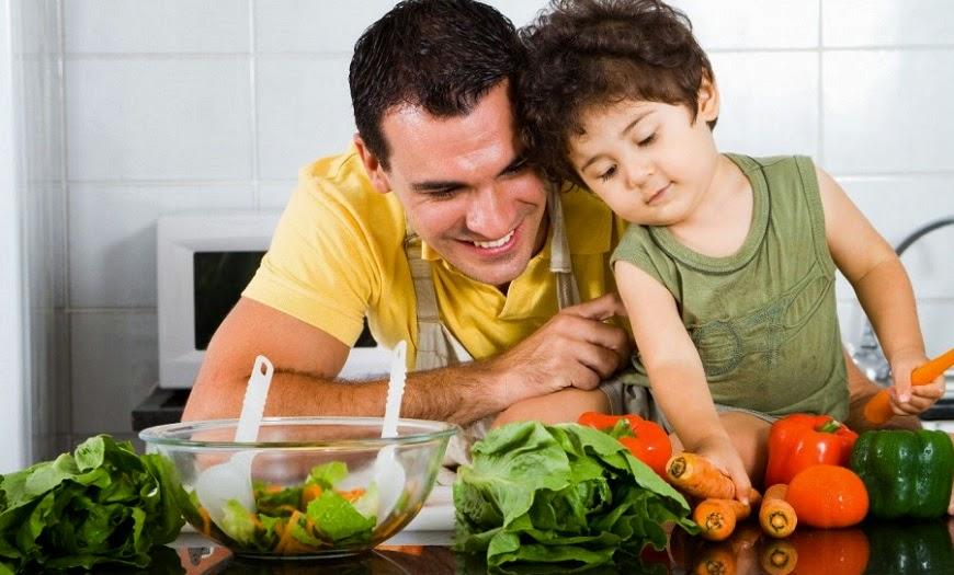 Cómo aconsejar a los niños para que coman sano