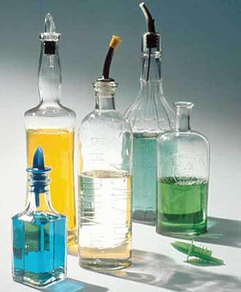 Diseños con botellas de vidrio recicladas   vida lúcida