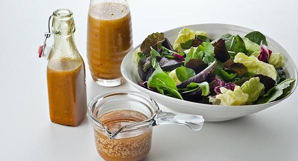 vinagretas para ensalada