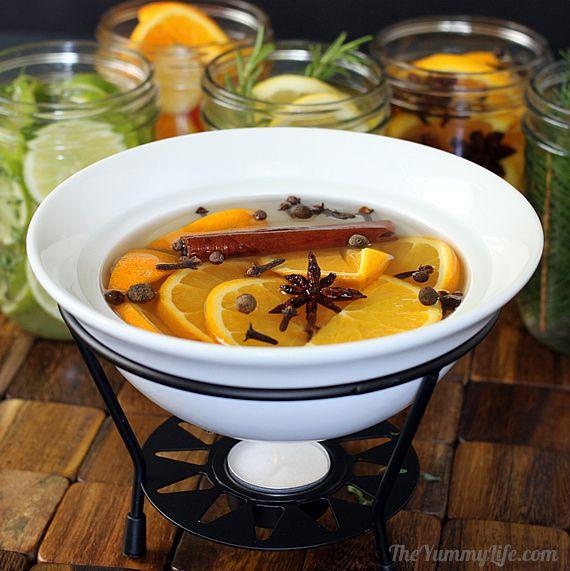 recipiente de fondue