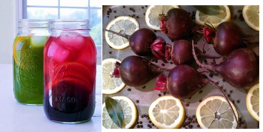 Aguas frescas citricas naturales con betabel remolacha y for Aguas frescas citricas naturales con
