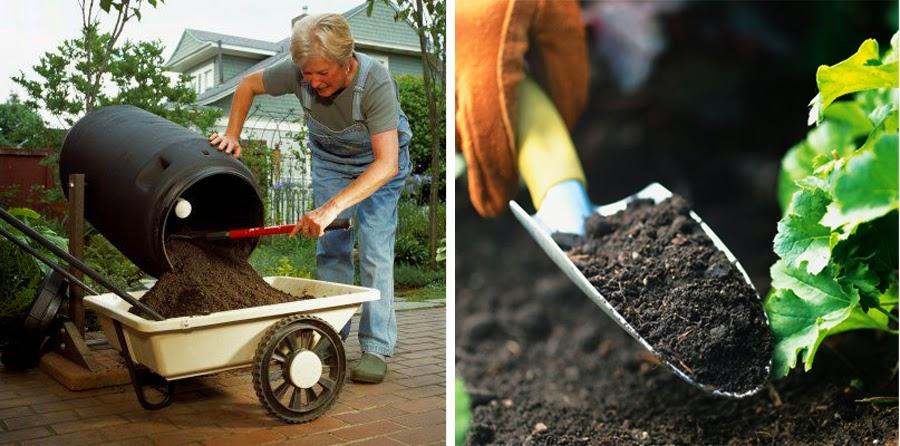 como hacer compost en 18 días