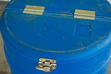 Agregando bisagras al barril