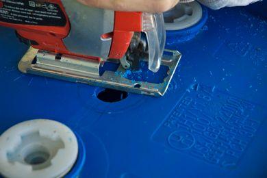 Perforando nuestro barril