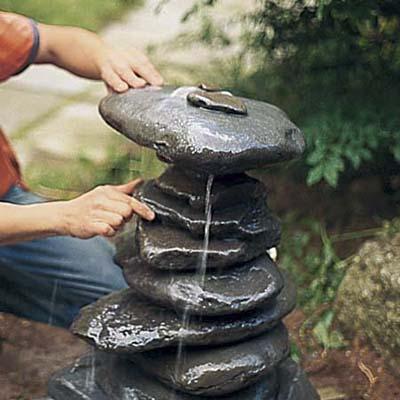 terminando la fuente zen