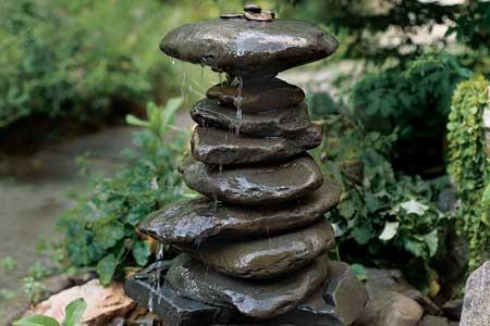 cmo construir una fuente zen - Fuentes Zen