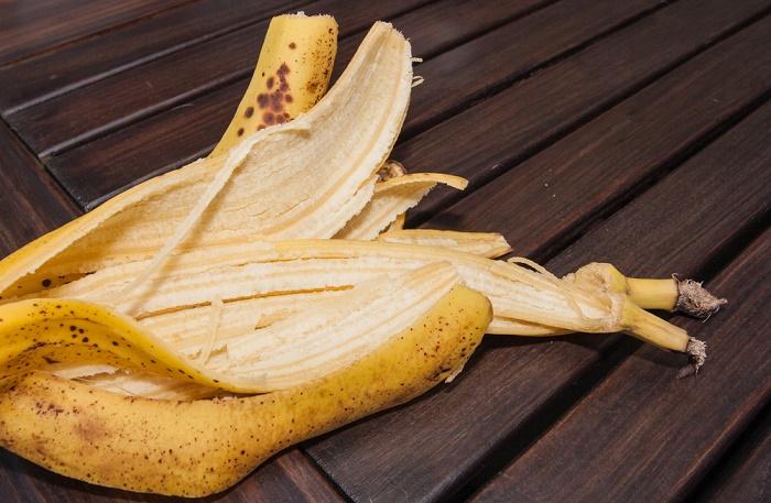 10 maneras de usar la cáscara de banana