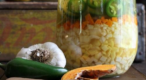 resfriado vegetales
