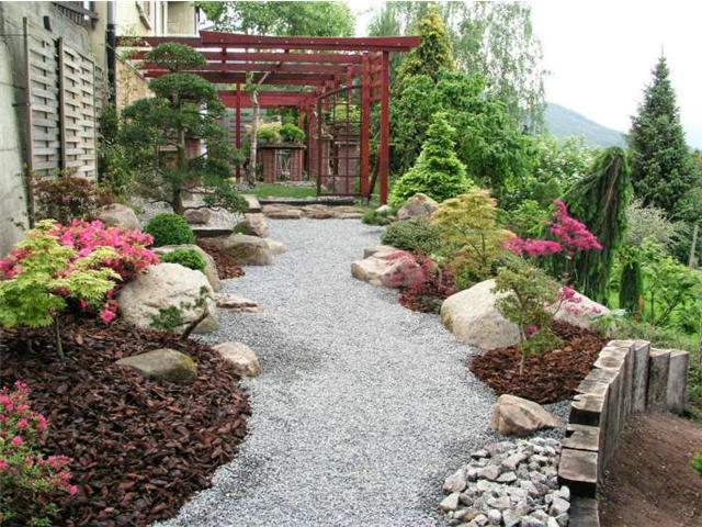 paso a paso como diseñar un jardín zen