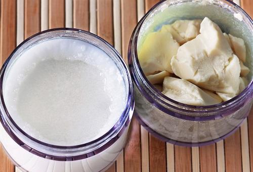 grasas y aceites buenos manteca coco