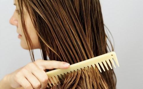 usos vinagre de manzana cabello