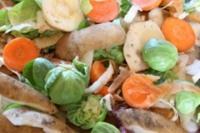alimentos fáciles de compostar