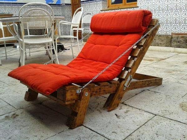 50 ideas de muebles para tu hogar hechas con pallet reciclado Muebles hechos con estibas