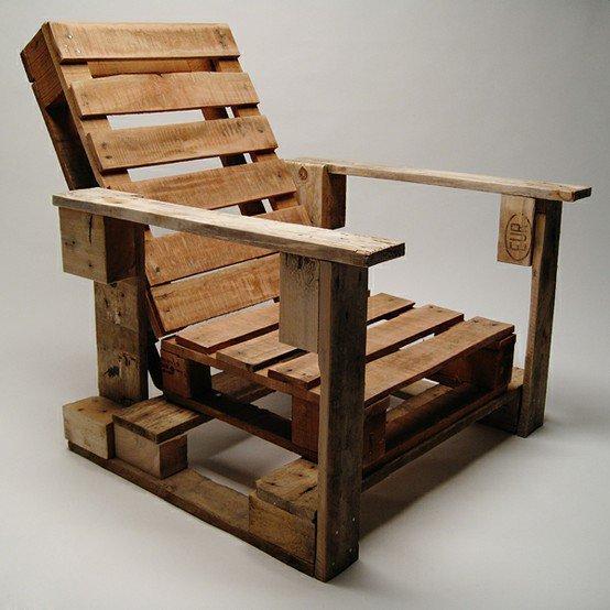 50 ideas de muebles para tu hogar hechas con pallet reciclado - Palet reciclado muebles ...