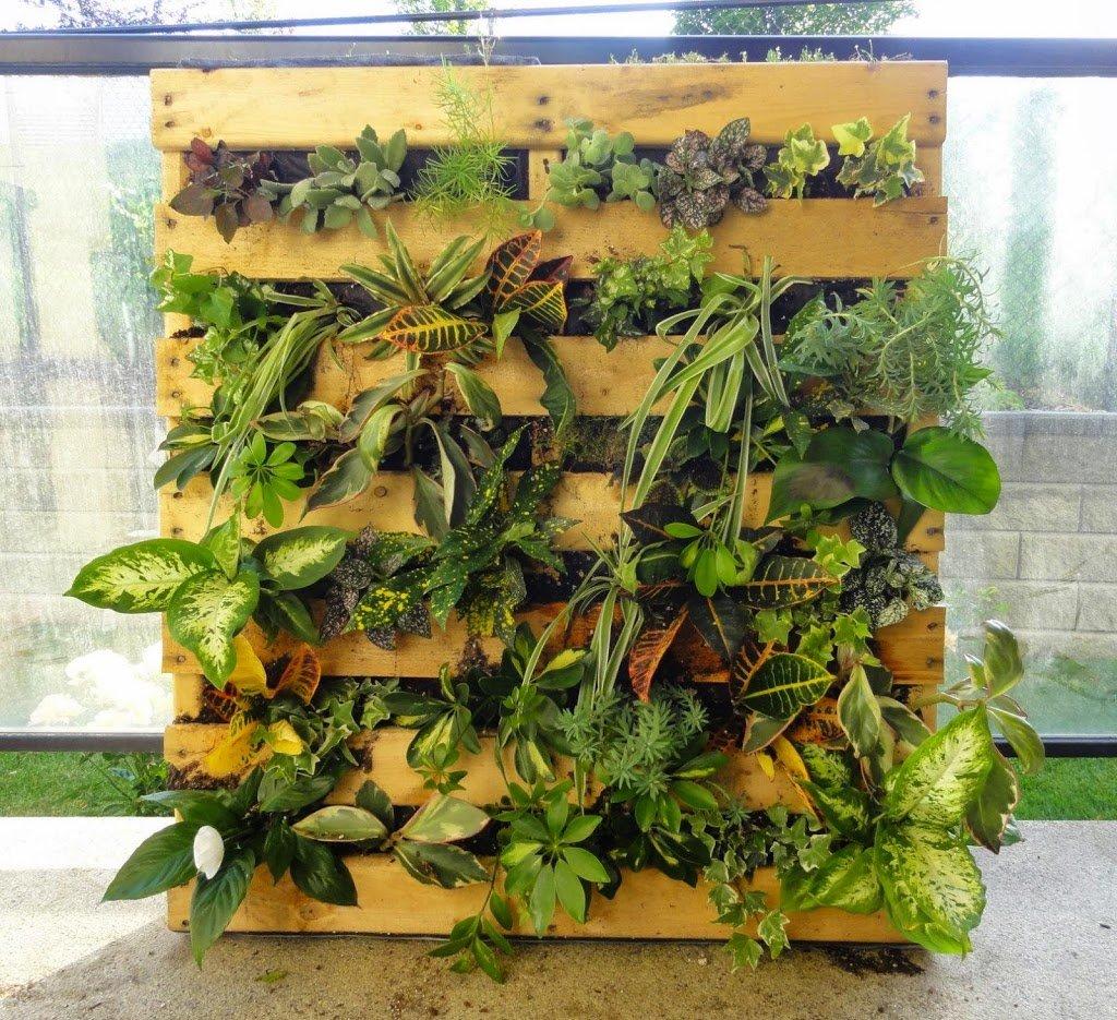 50 ideas de muebles para tu hogar hechas con pallet reciclado for Ideas recicladas