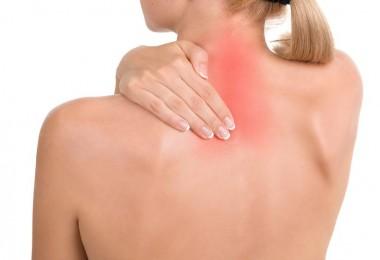 aliviar el dolor de cuello y hombros