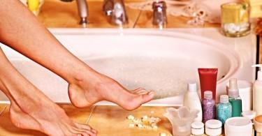 Baño desintoxicante