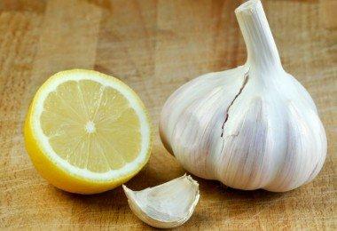 Garlic-Lemon