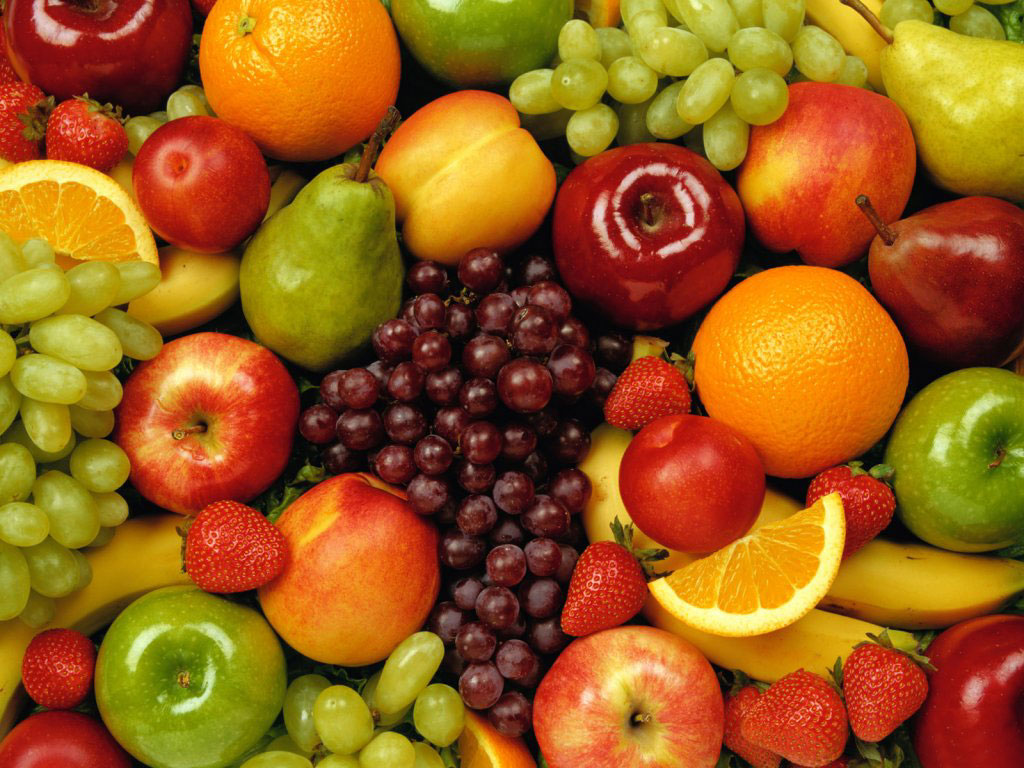 frutas y verduras como tratamiento natural para las estrías
