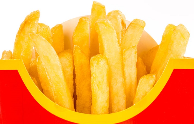 Logotipo comida rápida