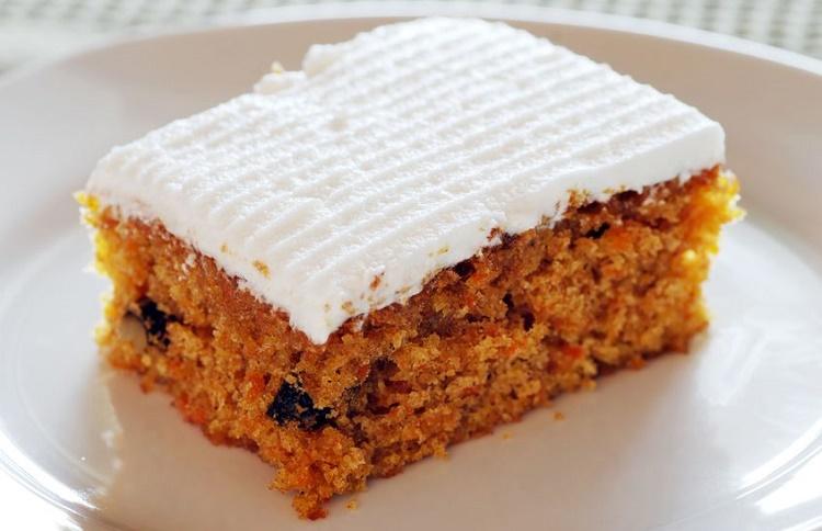 La receta más deliciosa de pastel de zanahoria sin glúten, lácteos ni azúcar refinada.
