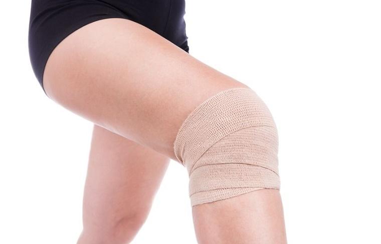 mantener las rodillas sin dolor