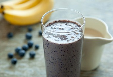 blueberry-banana-smoothie