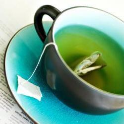 te verde para prevenir las alergias